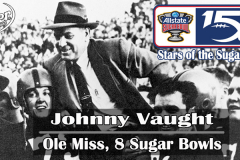 Johnny Vaught - Sugar Star