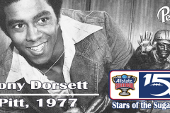 Tony Dorsett - Sugar Star